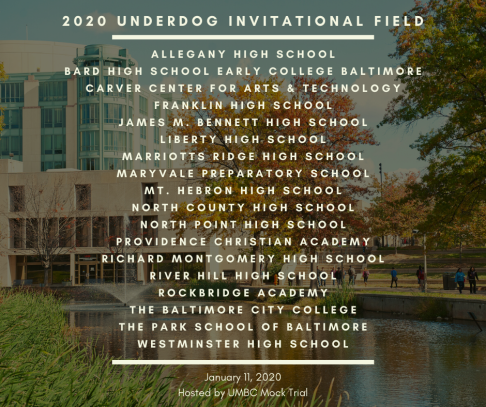 Underdog Field Facebook Post